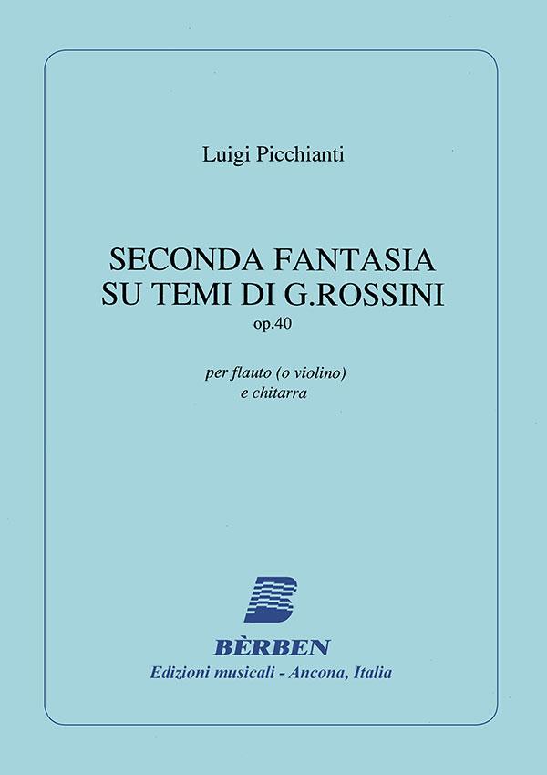 Seconda fantasia su temi di G. Rossini
