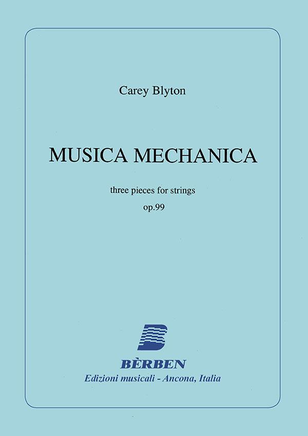 Musica mechanica