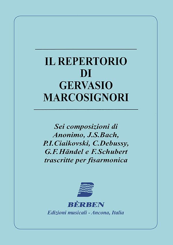 Il repertorio di Gervasio Marcosignori