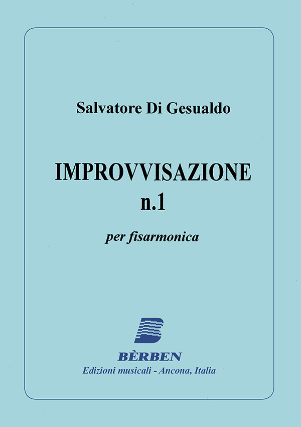Improvvisazione n. 1 per fisarmonica