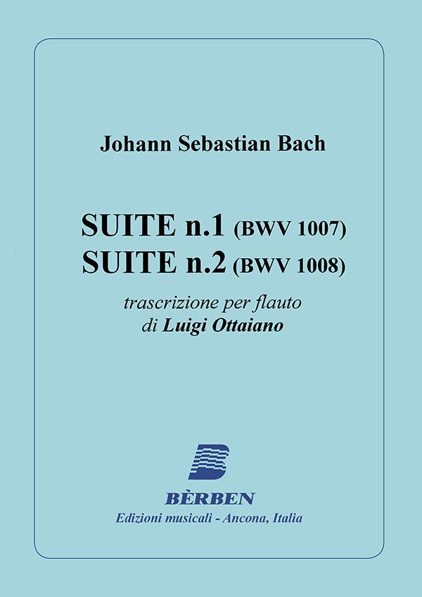 Suite n. 1 (BWV 1007) - Suite n. 2 (BWV 1008)