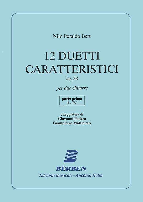 12 duetti caratteristici