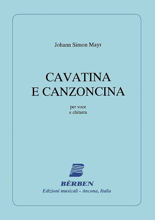 Cavatina e canzoncina