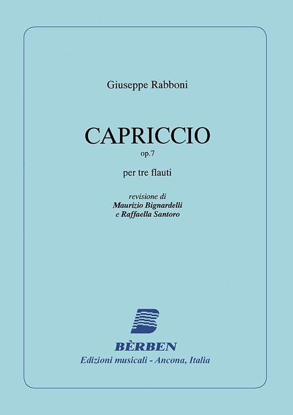 Capriccio op. 7