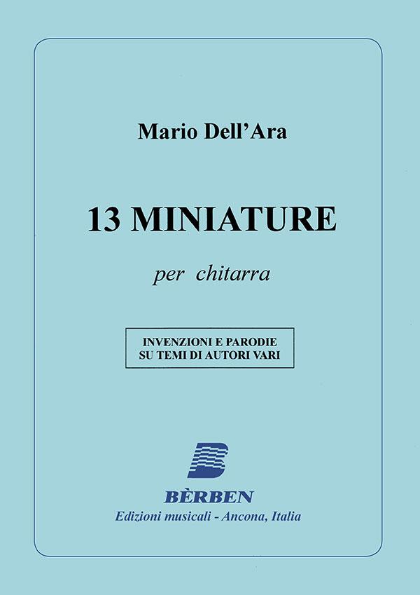 13 miniature