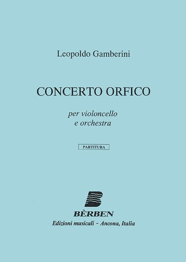Concerto orfico