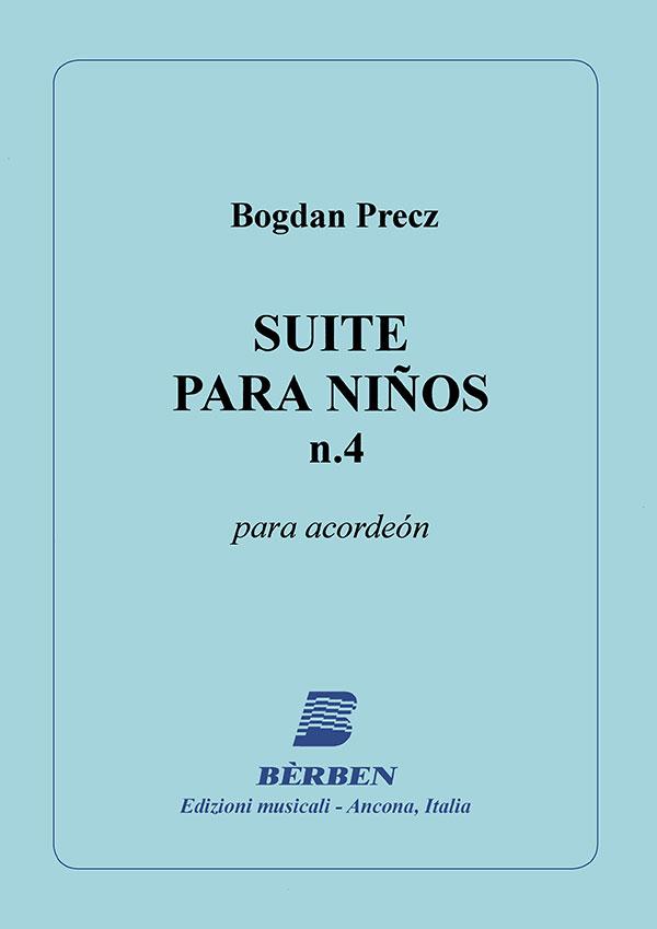 Suite para ninos n. 4