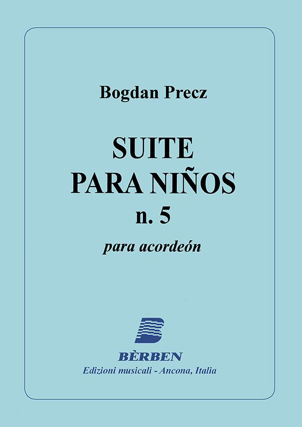 Suite para ninos n.5