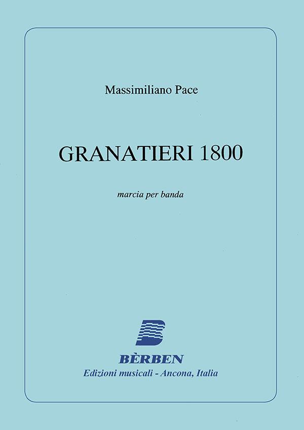 Granatieri 1800