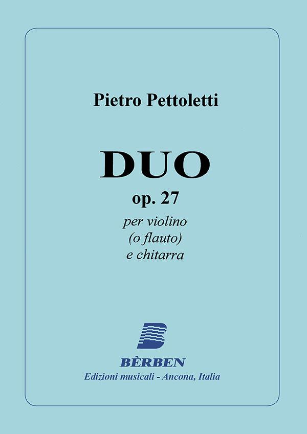 Duo op. 27