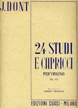 24 Studi e Capricci op. 35