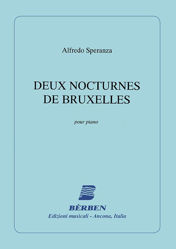 Deux nocturnes de Bruxelles
