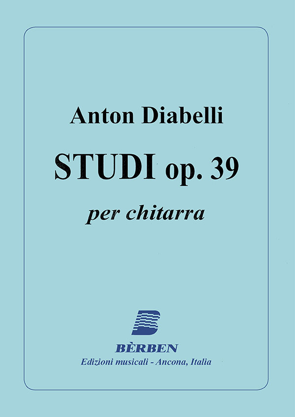 Studi op. 39
