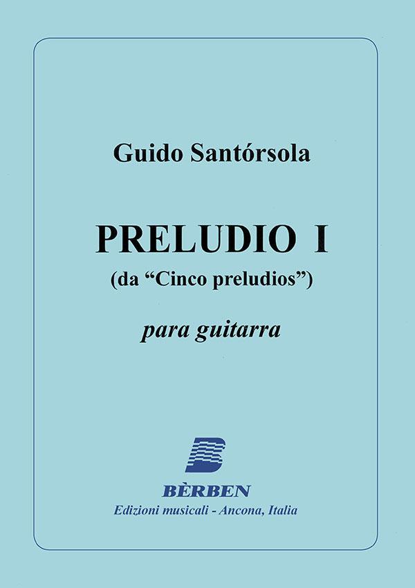 PRELUDIO I  (da