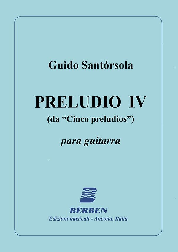 Preludio IV