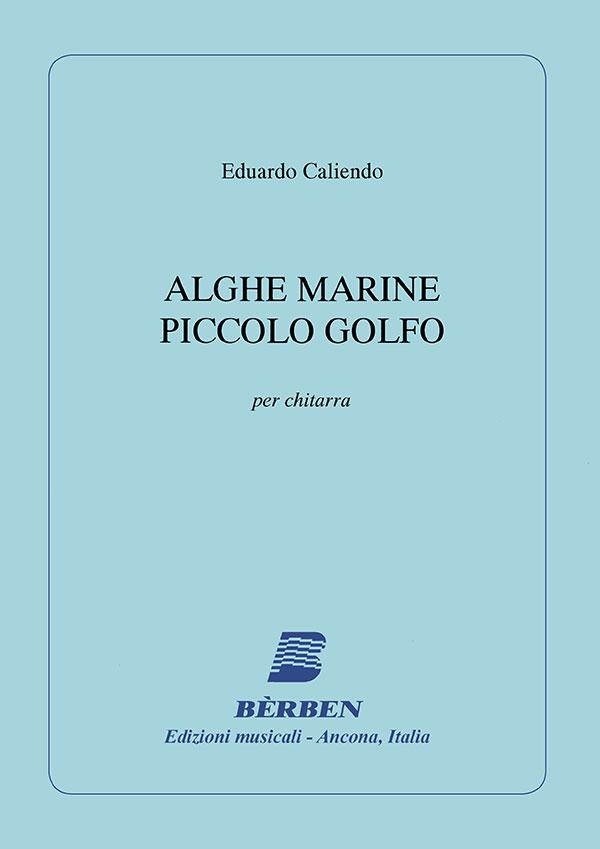 Alghe marine - Piccolo golfo