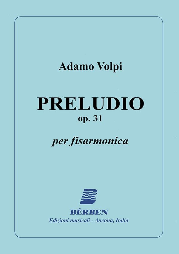 Preludio op. 31