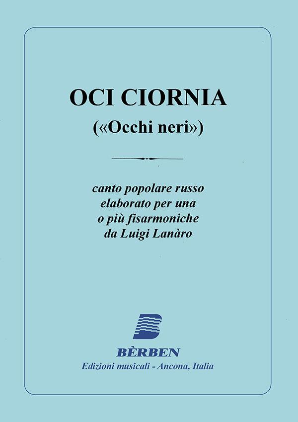 Oci Ciornia (