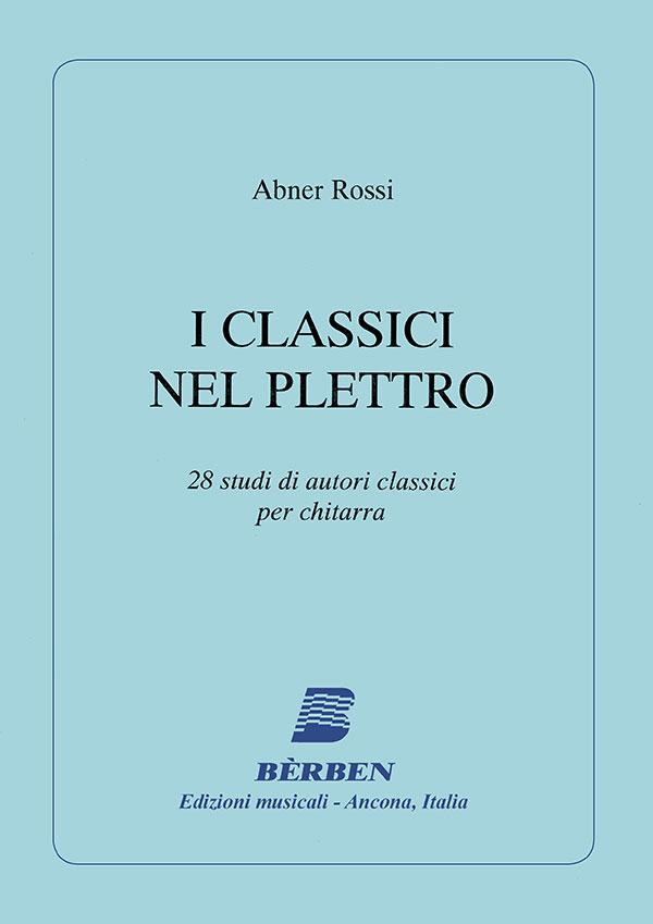 I classici nel plettro