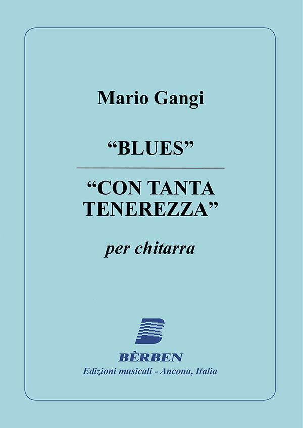 Blues / con tanta tenerezza