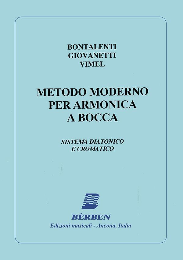 Metodo moderno per armonica a bocca