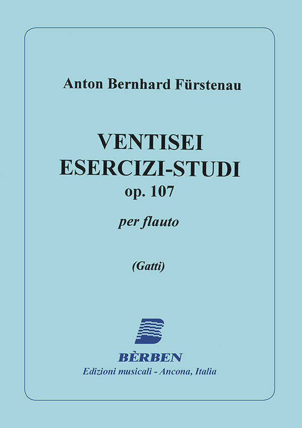 Ventisei esercizi-studi op. 107