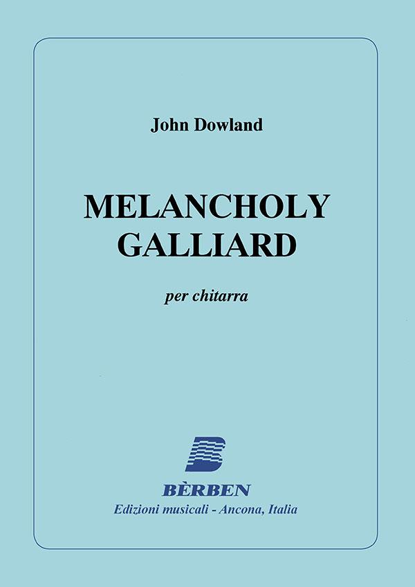 Melancholy Galliard