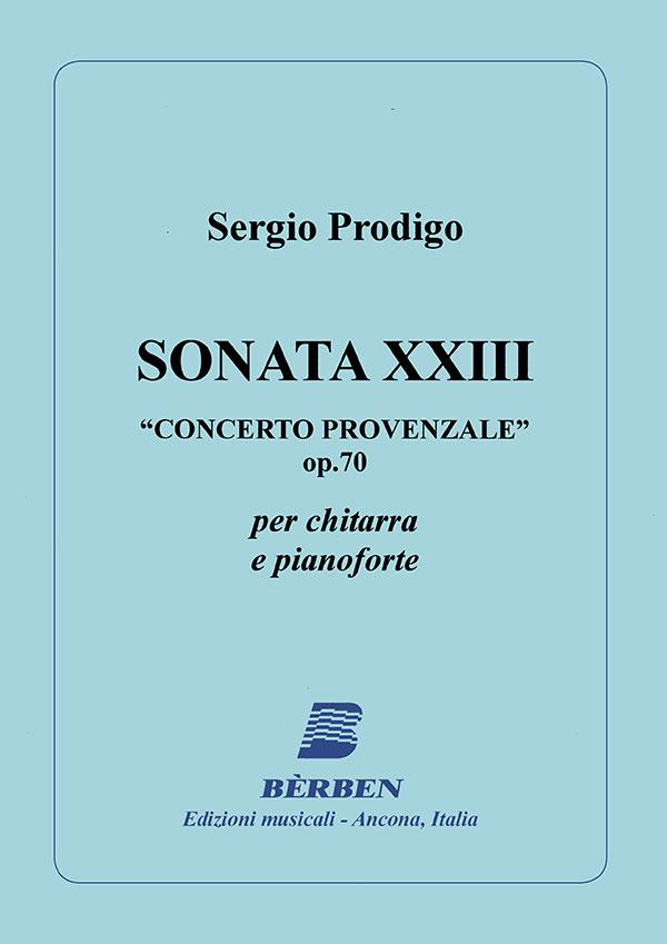 Sonata XXIII