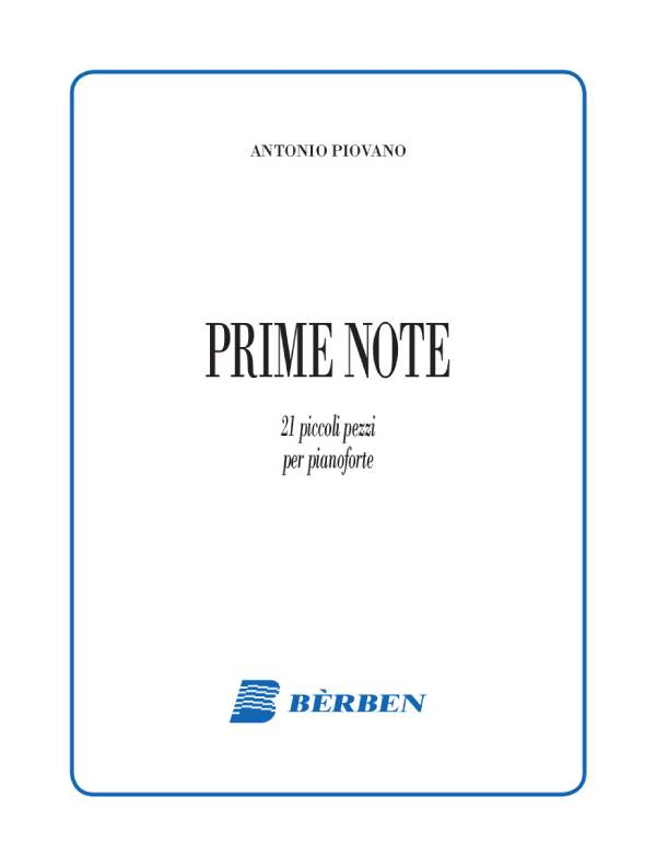 Prime note