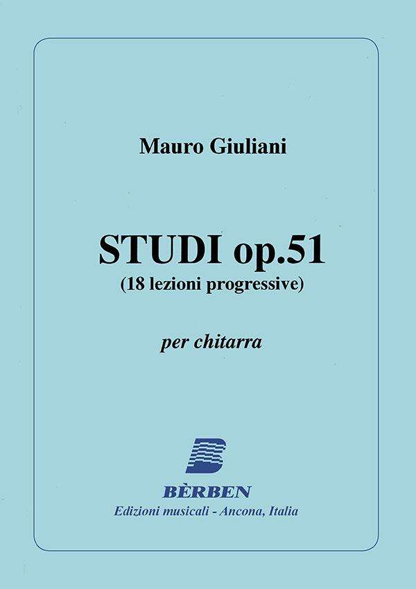 Studi op. 51