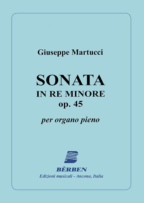 Sonata in re minore op. 45