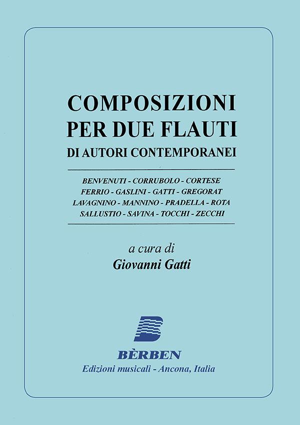 Composizioni per due flauti