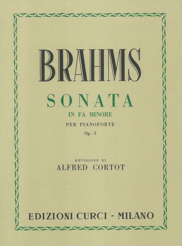 Sonata op. 5 in Fa minore