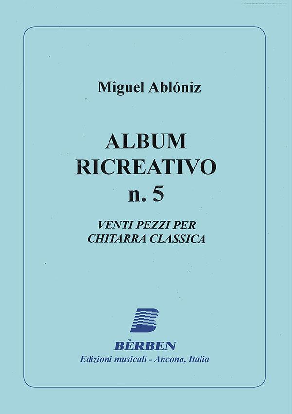 Album ricreativo n. 5