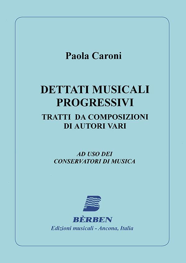 Dettati musicali progressivi