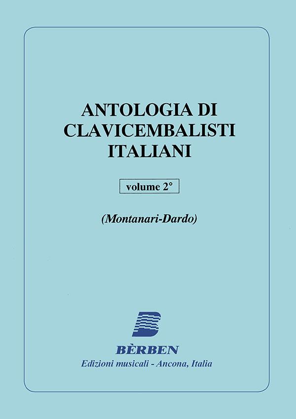 Antologia di clavicembalisti italiani