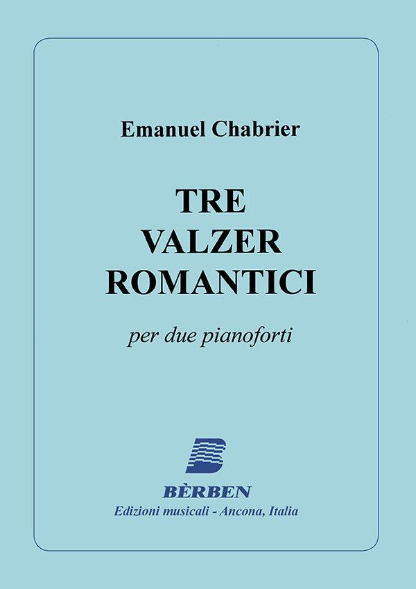 Tre valzer romantici