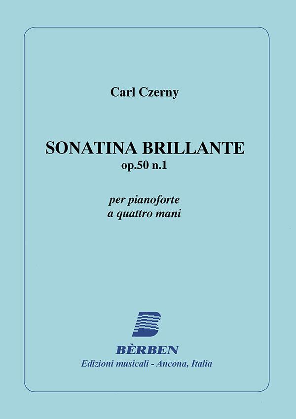 Sonatina brillante op. 50 n. 1
