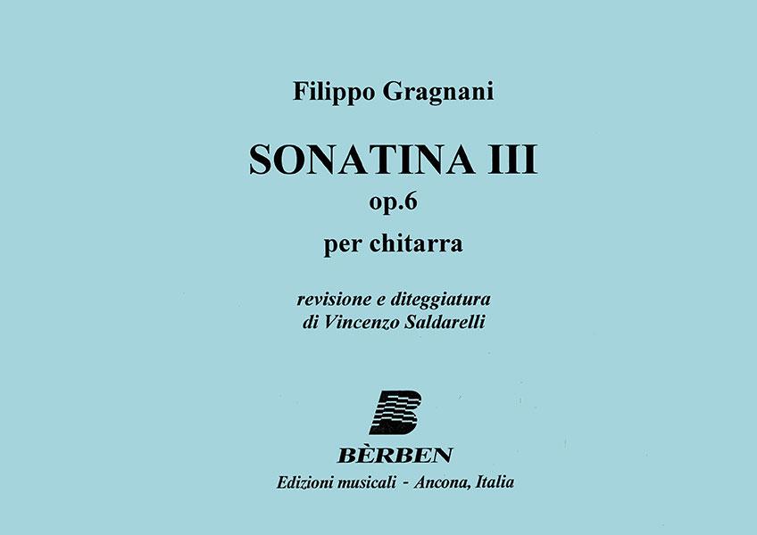 Sonatina III