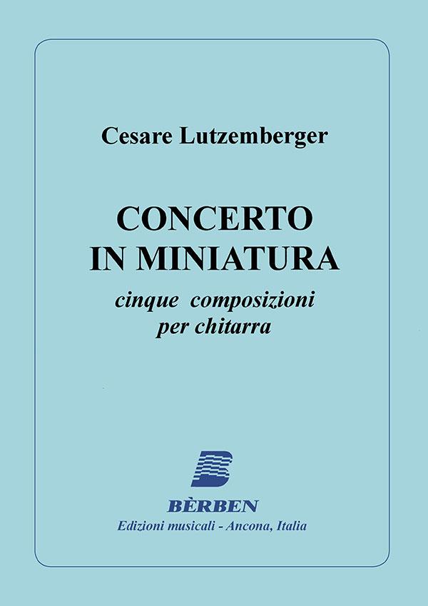 Concerto in miniatura