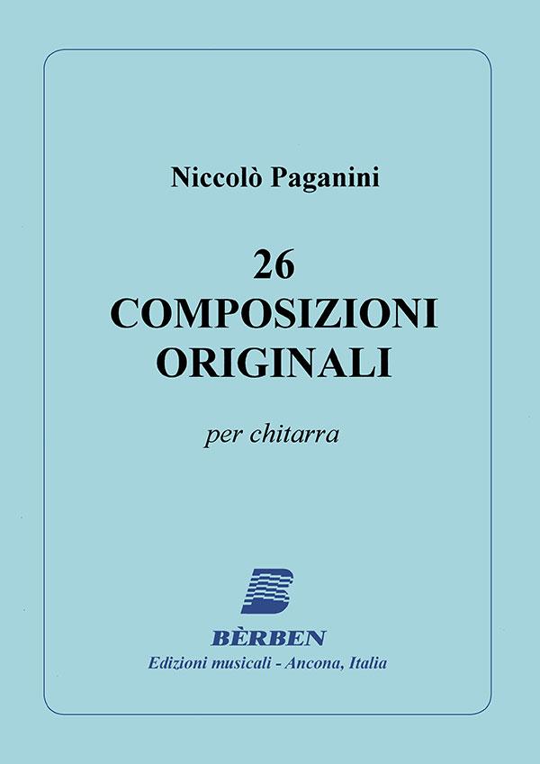 26 composizioni originali
