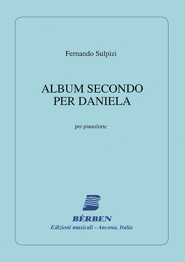 Album secondo per Daniela