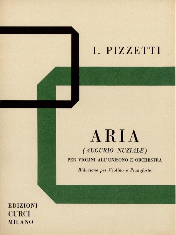 Aria (Augurio nuziale)
