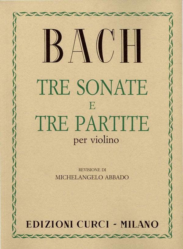3 Sonate e 3 Partite