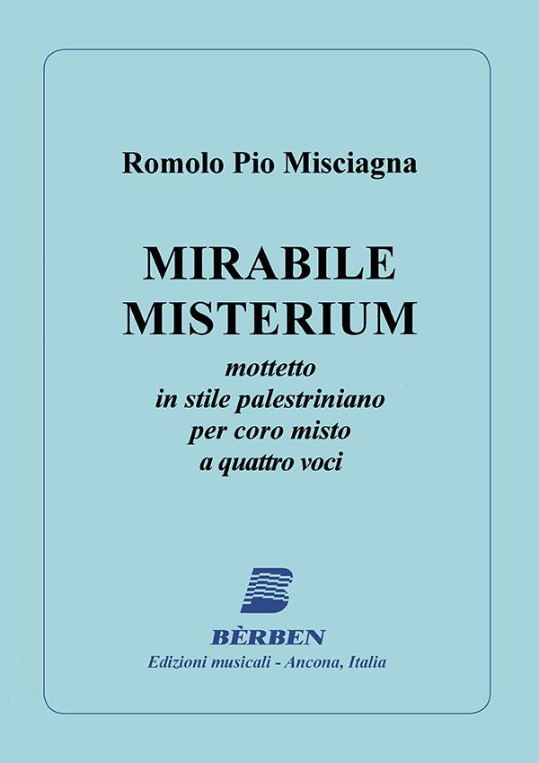 Mirabile misterium