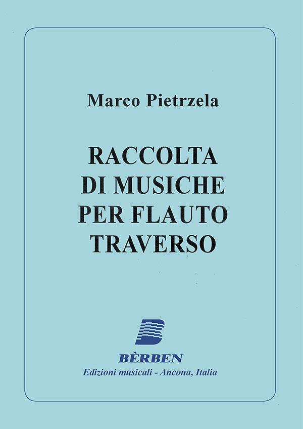 Raccolta di musiche per flauto traverso