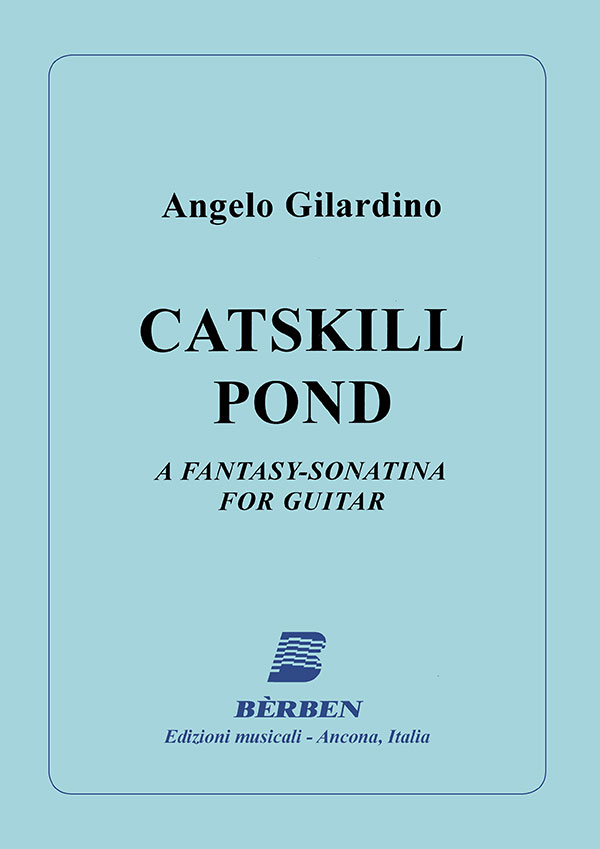 Catskill Pond