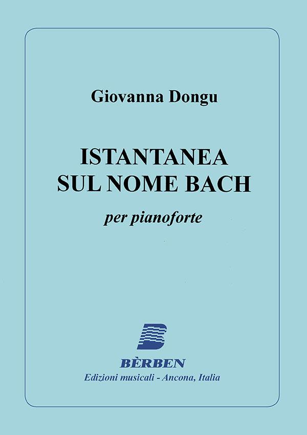 Istantanea sul nome Bach