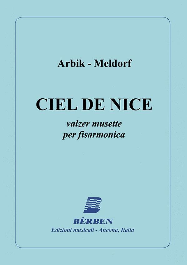 Ciel de Nice