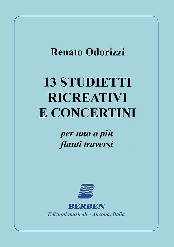 13 studietti ricreativi e concertini